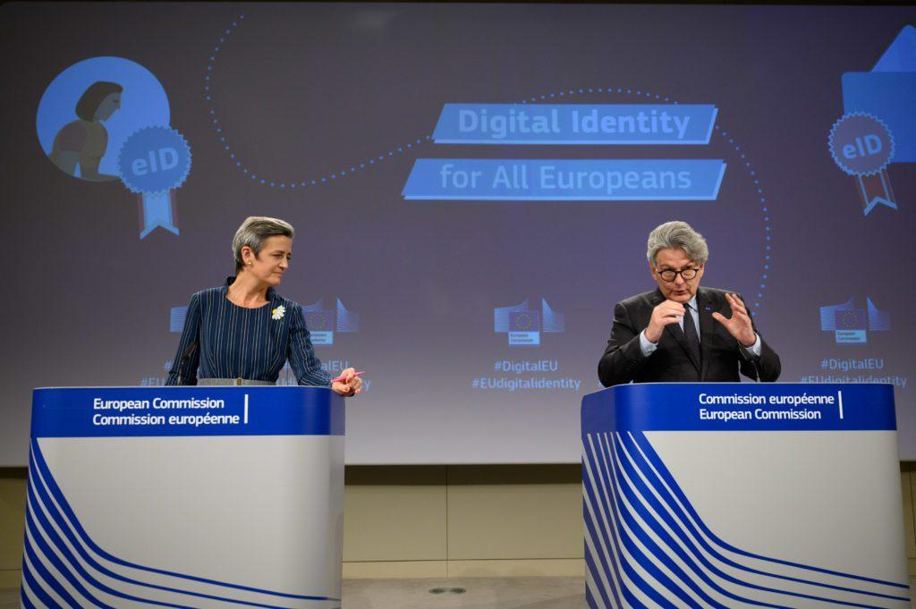 digital identity EU